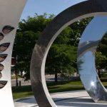 Monument aux Familles Fondatrices de Ste-Foy, Qc