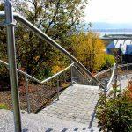 Projet Grand Escalier à Québec, Qc