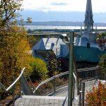 Projet Grand Escalier à Québec, Qc 2
